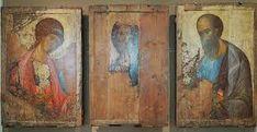Картинки по запросу иконы андрея рублёва фото