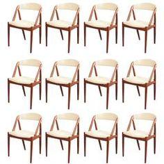 Kai Kristiansen Model 31 Teak Dining Chair
