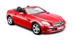 Maisto Special Edition - Mercedes Benz SLK-Class Model Car 1:24 - Red (31206)  Manufacturer: Maisto Enarxis Code: 018128 #toys #Maisto #miniature #cars #Mercedes #SLK