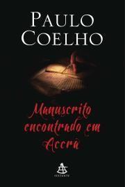 """#frasedodia  """"O maior objetivo da vida é amar. O resto é silêncio""""  Paulo Coelho , do livro """"Manuscrito encontrado em Accra"""""""