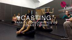Yunaisy Farray. Casting para el coreográfico. - YouTube