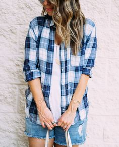 Top 5 Plaid Shirts f