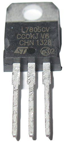 Best price on 5 Pcs L7805CV L7805 Positive voltage regulator ICs Output 5v TO-220 Package  See details here: http://carstuffmarket.com/product/5-pcs-l7805cv-l7805-positive-voltage-regulator-ics-output-5v-to-220-package/    Truly a bargain for the inexpensive 5 Pcs L7805CV L7805 Positive voltage regulator ICs Output 5v TO-220 Package! Look at at this budget item, read buyers' feedback on 5 Pcs L7805CV L7805 Positive voltage regulator ICs Output 5v TO-220 Package, and order it online with no…