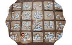 No soy un blog de cocina: BOCADITOS HELADOS DE PLÁTANO Y CHOCOLATE