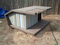 Custom Dog house #2.
