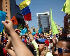 ¿QUIÉN DIJO MIEDO? LA CALLE ES LA SALIDA: Avalancha por la libertad de Leopoldo