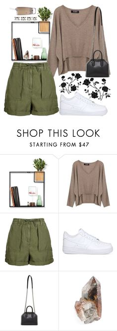 """""""Ed Sheeran-Castle on the Hill"""" by purplerox24 ❤ liked on Polyvore featuring Umbra, Topshop, NIKE, STELLA McCARTNEY and Maison Margiela"""