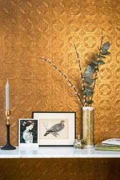 Derby / Classical by Anaglypta - Paintable White - Wallpaper : Wallpaper Direct Old Wallpaper, Wallpaper Paste, Wallpaper Decor, White Wallpaper, Original Wallpaper, Wallpaper Ideas, Derby, Paintable Textured Wallpaper, Rockett St George