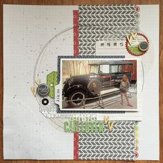 Stuck?! Sketches February 15 2016 challenge: Featured layout by Melinda