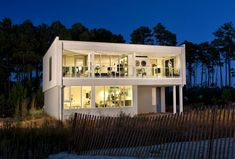 Windmill Point Home by Randall Kipp Architecture