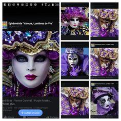 Panel Carnaval de Venise 2016