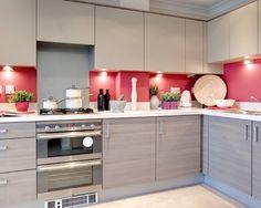 11 ideias de cozinhas em cores quentes | Revista Casa Linda