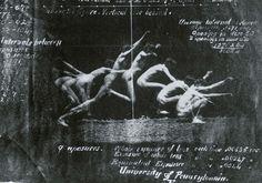 Thomas Eakins, 'History of a Jump' (1885) #experimentsinmotion #motion