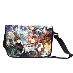 MiracleL Sword Art Online SAO Cartoon Anime Canvas Backpack Messenger Shoulder School Book Bag MiracleL http://www.amazon.com/dp/B00YT9PLQG/ref=cm_sw_r_pi_dp_F5mKvb1G1DQGD