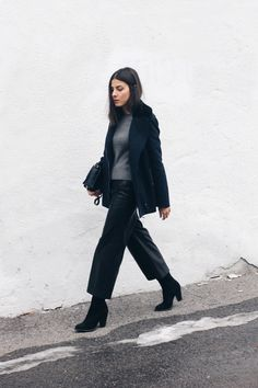 culottes #streetstyle