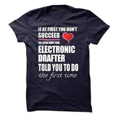 I am a/an Electronic Drafter - #hoodies/sweatshirts #athletic sweatshirt. ORDER NOW => https://www.sunfrog.com/Names/I-am-aan-Electronic-Drafter-56120893-Guys.html?68278