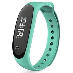 Fitness Tracker KKCITE Wrist Activity Trackers Waterproof IP67 Smart Bracelet with Heart Rate Pedometer Calories Sleep Monitor Bracelet Mobile for Android and iOS * Read more at the image link. (This is an affiliate link) #Pedometers