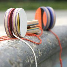 Reclaimed Skateboard Yo-Yo