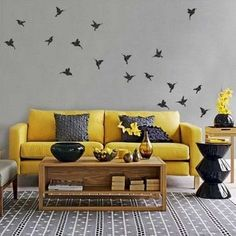 Origami Kolibri Wall Decal Sticker Set Our Origami Hummingbird Wall Decal Kit will add a touch of style and color to your home, office, or dorm. Our Wall Decal kit is available in 2 Color options, one Graphic Black and the other a smooth Teal Gradient.