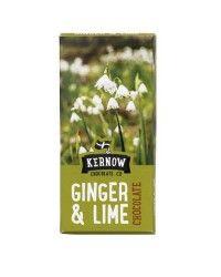 Ginger & Lime Dark Chocolate