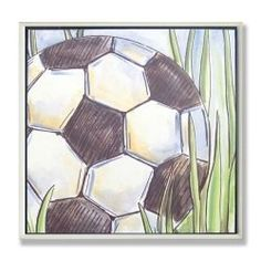Does your kid love soccer? Look no further for the coolest soccer decor for kids. Everything from furniture to blankets to night lights to decals,...