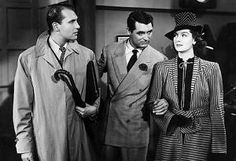 Cary Grant, Ralph Bellamy, and Rosalind Russell in His Girl Friday Rosalind Russell, Cary Grant, Best Classic Movies, Great Movies, Classic Hollywood, Old Hollywood, Ex Husbands, Best Actress, American Actress