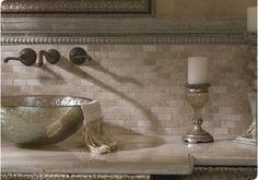 Bathroom tiles...Exeter in Sand, Blink in Green Tea, Jubilee in Sand, 1x2 MoSuprema in La Casa  B37