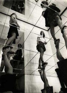Spiegelraum | Christian Megert (1968), documenta 4 Kassel