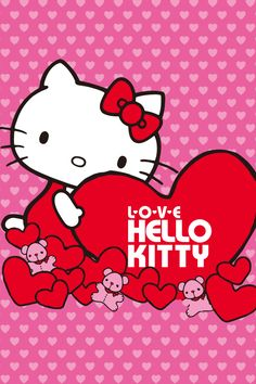 O Kitty Sanrio Miss Kitty Cat Valentine Valentine Ideas Cute Wallpapers