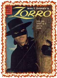 Zorro...the fox so cunning and free...