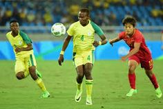 Banyana knocked out by China in Olympics match   Cape Town - Yasha Gu's first-half proved the difference as China picked up their first win of the Women's Olympic Football Tournament with a 2-0 victory over South Africa at Estádio Nilton Santos in Rio de Janeiro. After tasting defeat in the first round of fixtures both sides went into Saturday's clashing determined to get off the mark in Brazil. And the first half of play produced a whole host of chances although alack of cutting edge in…