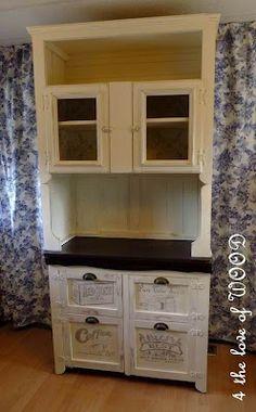Hoosier Cabinet datant