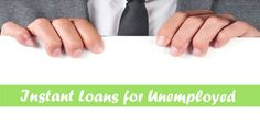 Get instant unemployed loans in the UK without any credit checks and guarantor. Click here for more details: http://goo.gl/keU3xG