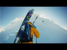 SKI VIDEO: The Evolution of a Freeskier - Aksel Lund Svindal - Fantastic footage in this backcountry ski video & good interviews with a downhill racer converting from skiing ice to skiing powder - if you love off-piste skiing & mountains, check it out. Off Piste Skiing, Go Skiing, History Of Skateboarding, Ski And Snowboard, Snowboarding, Hobby Town, Big Mountain, Best Skis, Ski Holidays