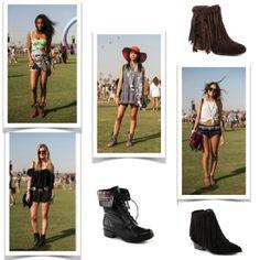 Esta rolando naCaliforniao festival de musica preferido das fashionistas:Coachella! Acompanhe no nosso site as principais tendências com os produtos que já estão nas lojas.