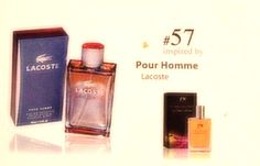 # 57 inspired by Pour Homme-Lacoste  50 ml