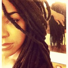 One day...my baby locs will become mature enjoying the phases until then though!