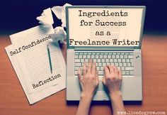 Become a Freelance Writer | LiveDoGrow