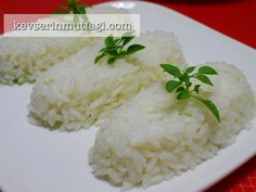 Plain Rice Pilaf Recipe   Turkish Style Cooking