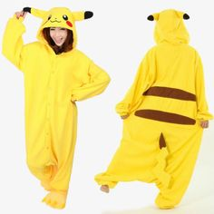 pikachu adult onsie