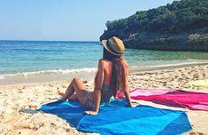 Vertty Beach Towels