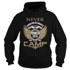 CAMP T-Shirts, Hoodies, Sweaters