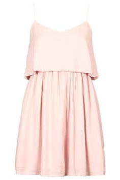 I have a weakness for ballerina pink and silky looking things, and I have a feeling this would look quite alright on