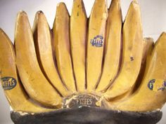Advertising Display Fyffes Bananas 1910 Dubiln by GentryAntiques, $125.00