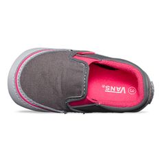 Find slip on toddler shoes at Vans. Shop for slip on toddler shoes, popular shoe styles, clothing, accessories, and much more! Baby Vans, Baby Boy Shoes, Crib Shoes, Toddler Shoes, Vans Shoes Kids, Girls Shoes, Baby Fashionista, Popular Shoes, Baby Necessities