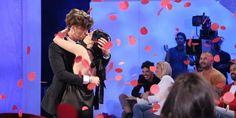 Ascolti TV della pre scelta di #Andrea e #Oscar a #uominiedonne