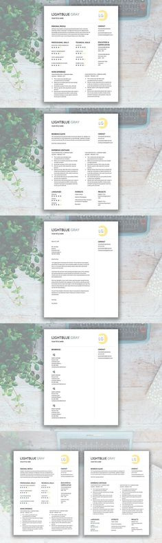 Resume/CV Resume Templates Resume Templates Pinterest Resume - different resume templates