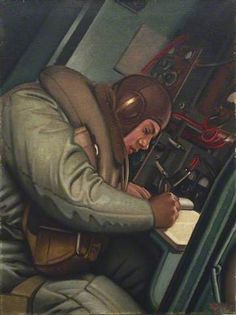 Your Paintings - Keith Henderson - Imperial War Museum
