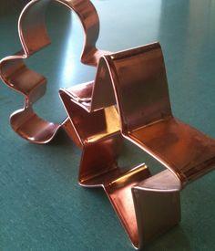 Copper cut outs