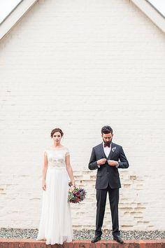 Eclectic Western Australia wedding - photo by I Heart Weddings